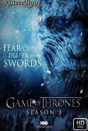 Game Of Thrones Temporada 3 [2013] [Latino-Ingles] HD 1080P  [Google Drive] GloboTV