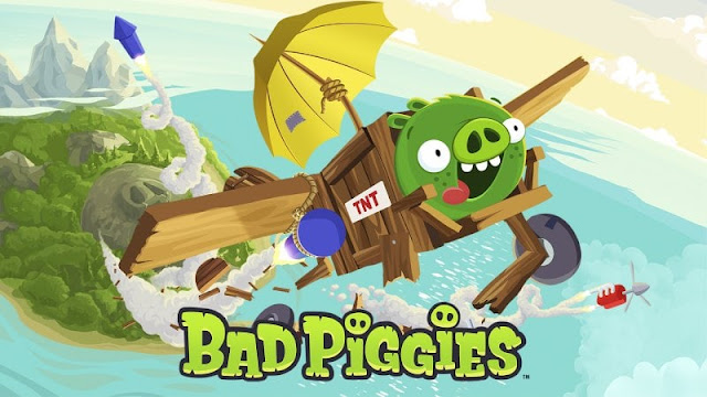Bad Piggies HD Actvation Key