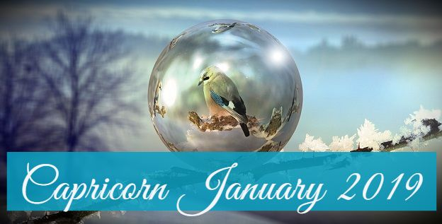 Capricorn Monthly January 2019