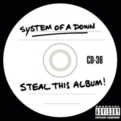 System of a Down – Steal This Album! (2002) CD Completo
