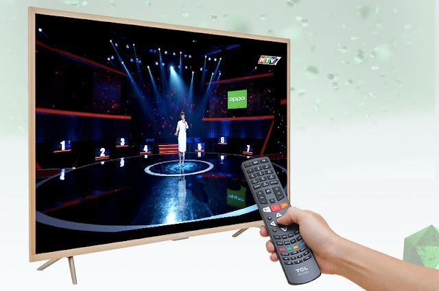 Tivi không bấm chuyển kênh được
