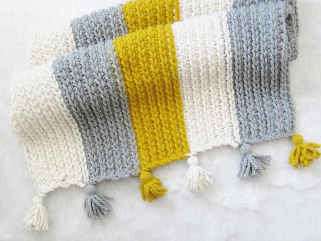 Beginner Crochet Afghan
