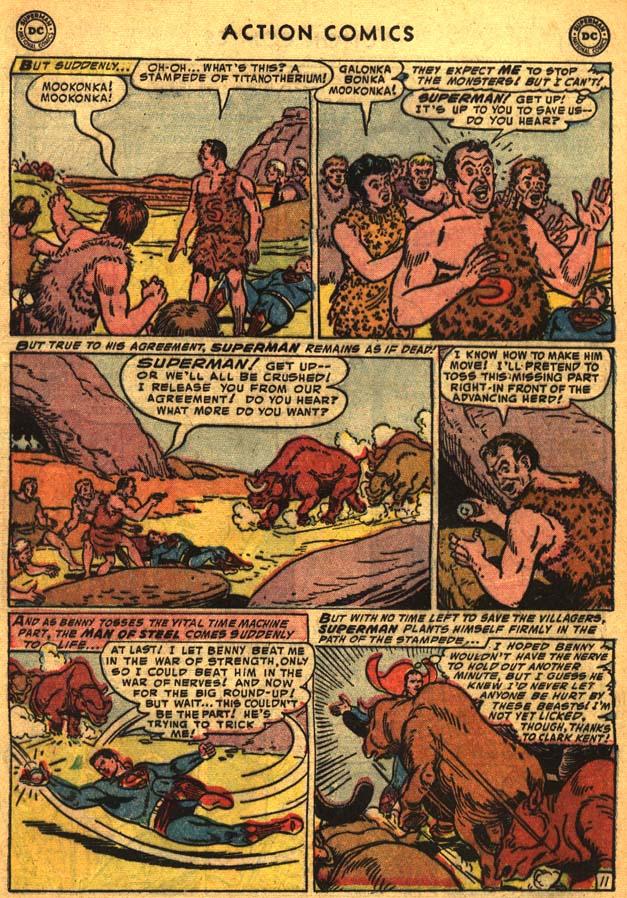 Action Comics (1938) 201 Page 12