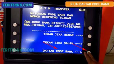 cara transfer bni ke bank lain 6
