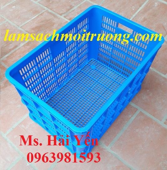 Cung cấp sọt nhựa chứa hàng, sọt nhựa công nghiệp, sóng nhựa công nghiệp giá rẻ