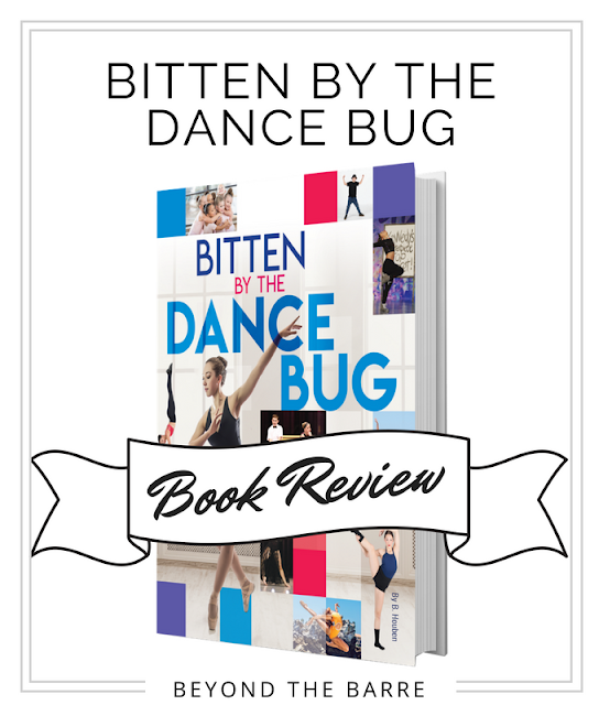 Bitten by the Dance Bug, Book review, dance, ballet, parent guide, parent's guide to dance