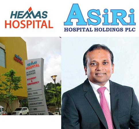 Asiri Hospitals Buys Hemas Southern Hospitals
