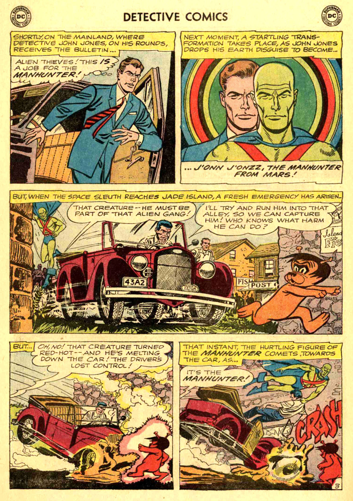 Detective Comics (1937) 311 Page 21