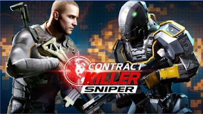 Contract Killer: Sniper Mod Apk