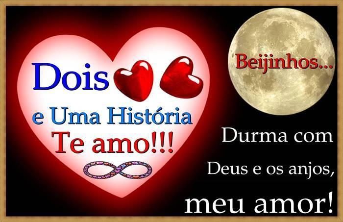 Amo Voce Boa Noite Amor: Te Amo Meu Amor Boa Noite