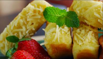 Resep Cara Membuat Kue Pukis Kentang Keju Mantap