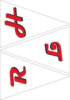 free printable cars 3 banner