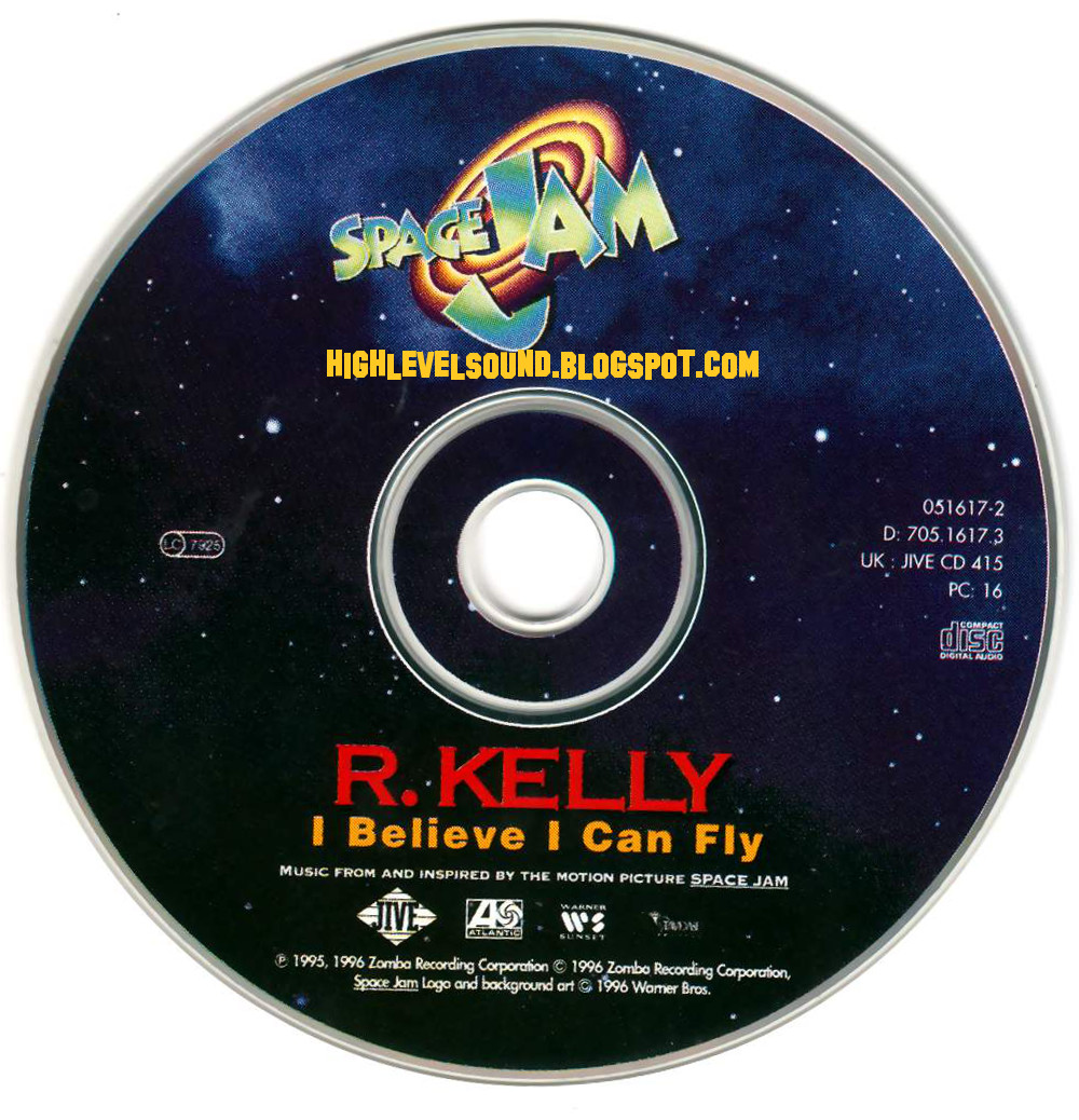 highest level of music: R. Kelly- I Believe I Can Fly-(UK ...