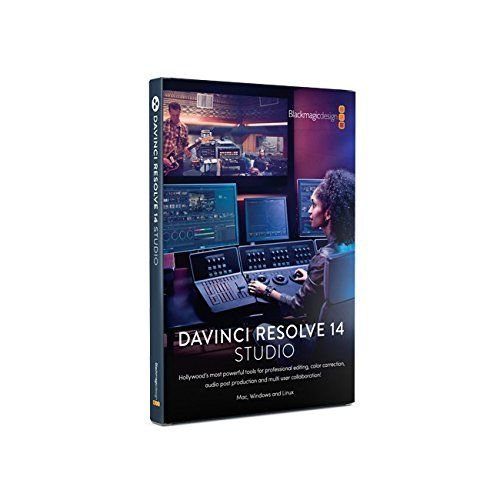 DOWNLOAD BLACKMAGIC DESIGN DAVINCI RESOLVE STUDIO 14.0.1 + CRACK