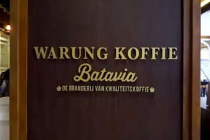 Lowongan Kerja Pekanbaru : Warung Koffie Batavia April 2017
