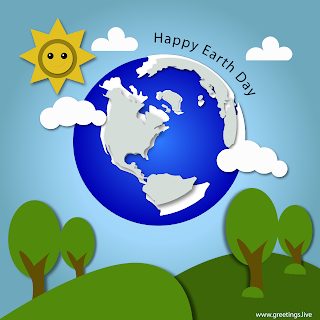 22 April Happy Earth Day Wishes Image