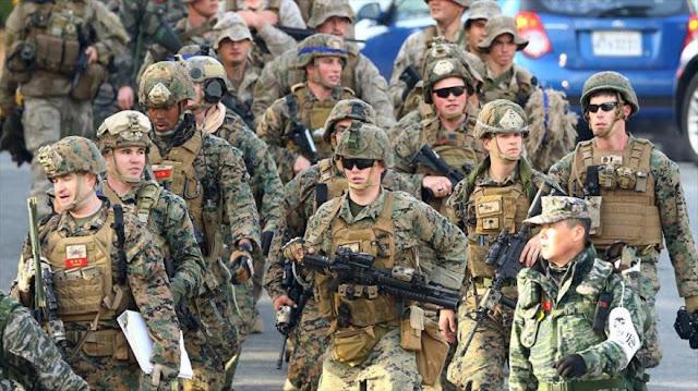 """Informe: EEUU planea """"ocupar"""" Corea del Norte como Irak y Libia"""