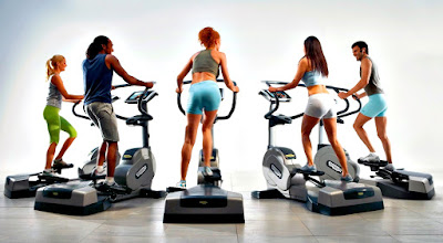 Cardio elíptica beneficios hombres mujeres