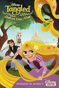 Tangled: Before Ever After Poster