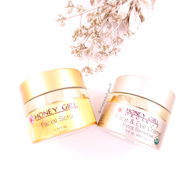 honey girl organics - the beauty puff