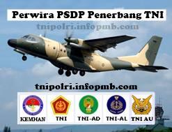 Penerbang Prajurit Sukarela Dinas Pendek Tentara Nasional Indonesia Penerimaan Perwira PSDP Penerbang Tentara Nasional Indonesia 2019-2020
