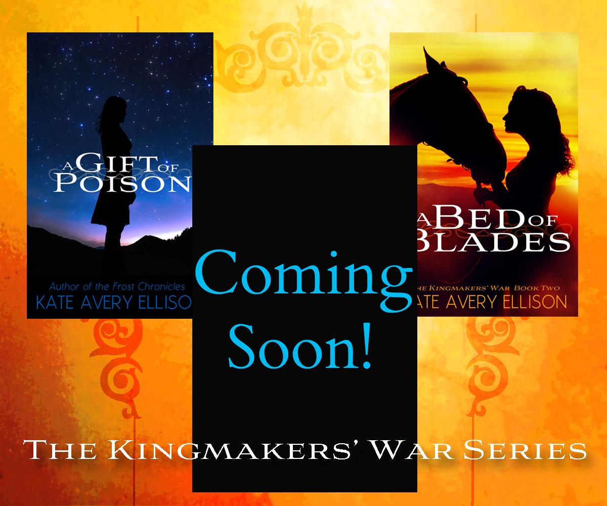 a kiss of treason the kingmakers war book 3