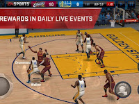 NBA LIVE Mobile APK Terbaru