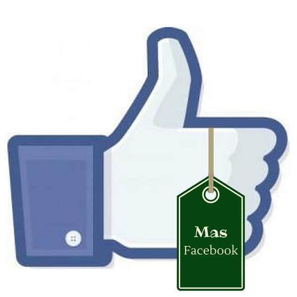 Contenido que me gustó - Mas Facebook