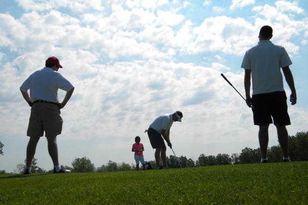 gene keady legacy golf outing