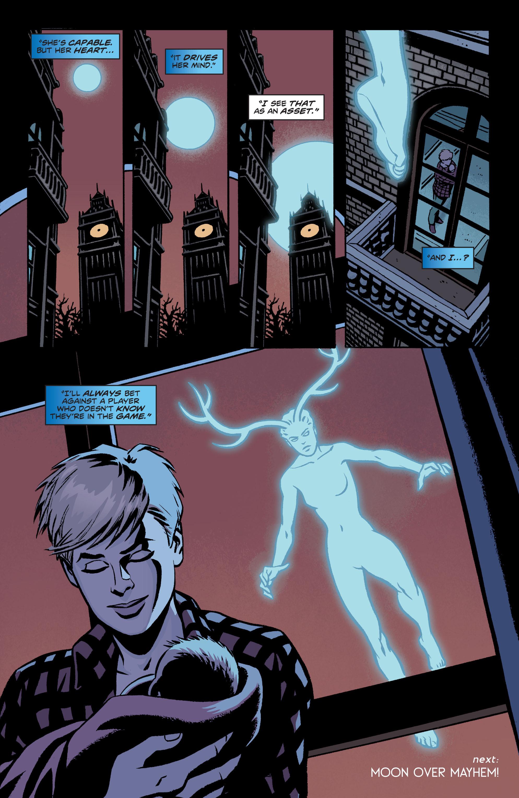 Read online Wonder Woman (2011) comic -  Issue #19 - 22