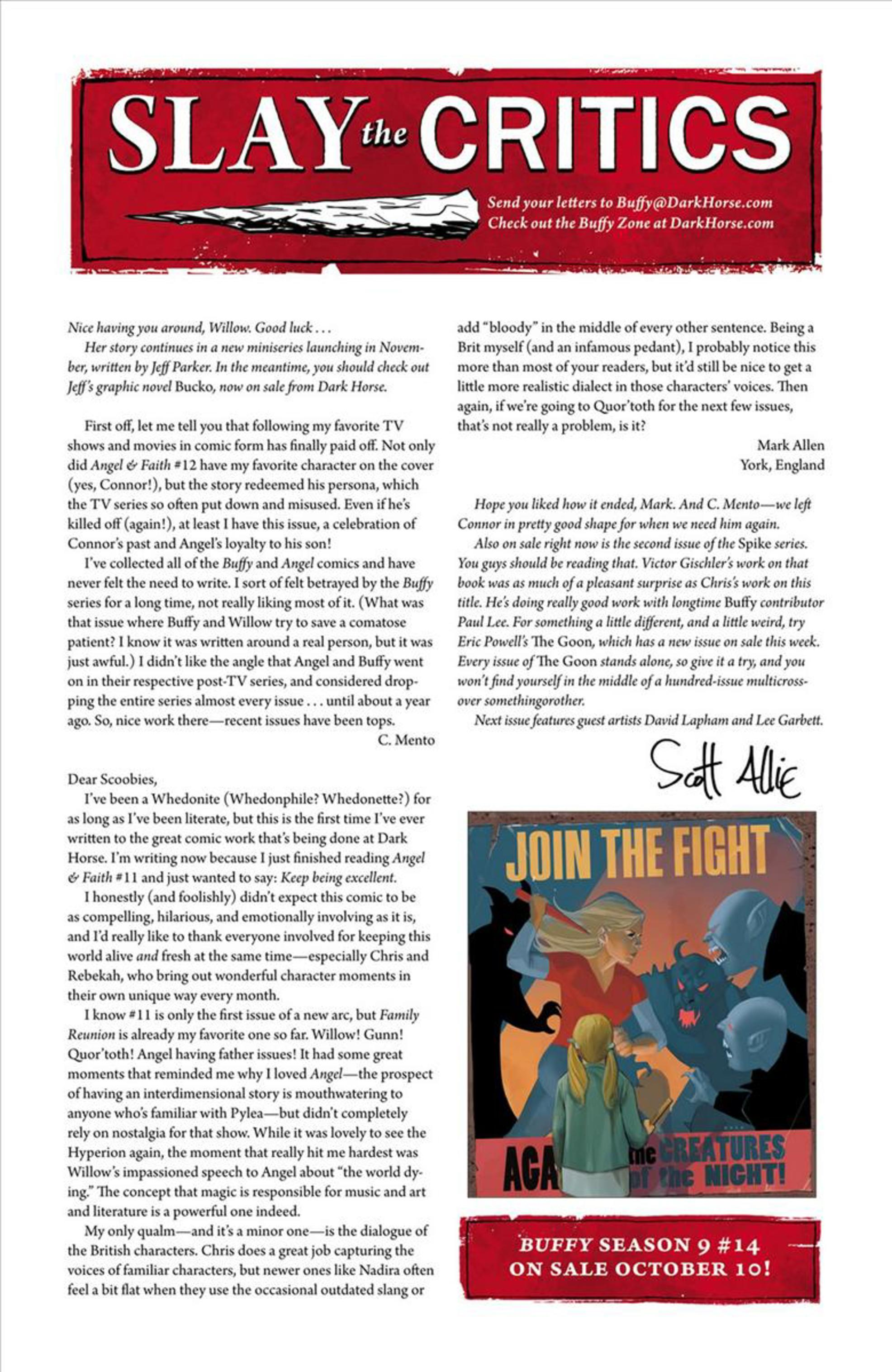 Angel and Faith issue 14 - Page 25