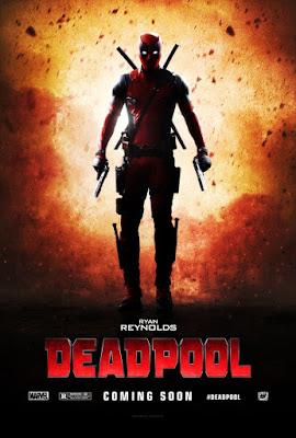 Deadpool 2016 WEB-DL 720p 750Mb Download