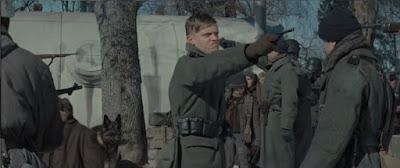 Silencio en la nieve - Cine Español - Cine bélico - Cine Negro - División Azul -  División Azul en el cine - el fancine - el troblogdita - ÁlvaroGP