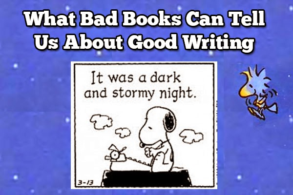 What Bad Books Can Tell Us About Good Writing