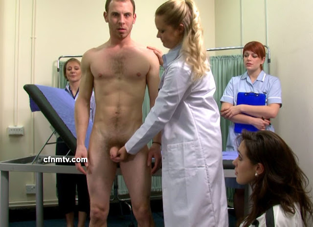 Bisexual doctor and patient and nurse - 3 part 8