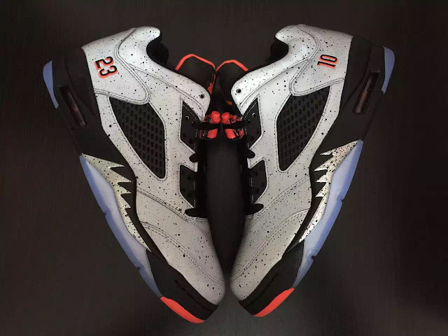 Neymar Air Jordan 5 Retro Low Top