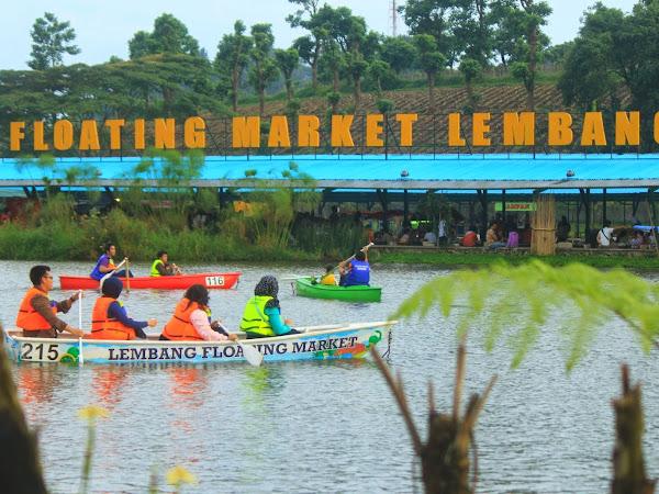 [Travel Destination] Floating Market Lembang