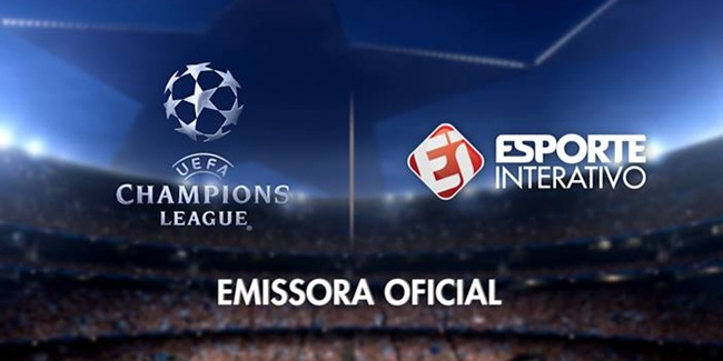Champions League no Esporte Interativo