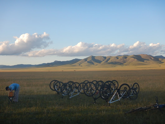 Spanafrican Adventures - The Blog: 2016 Cycle Tour in Mongolia
