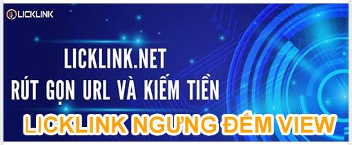 licklink.net đóng của