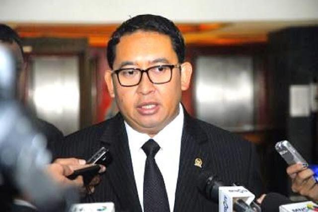 Fadli Takut Ramalan JK Soal Indonesia Hancur Jadi Kenyataan