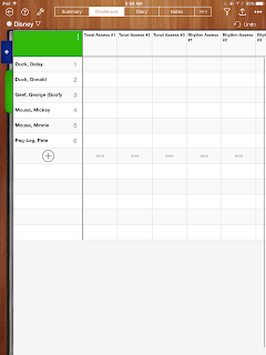 Importing Class Lists Into iDoceo + Save Time Importing Class Lists from Excel + Music Teacher Tips for iDoceo