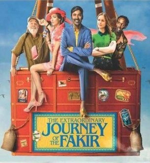 The Extraordinary Journey of the Fakir (2018) Film