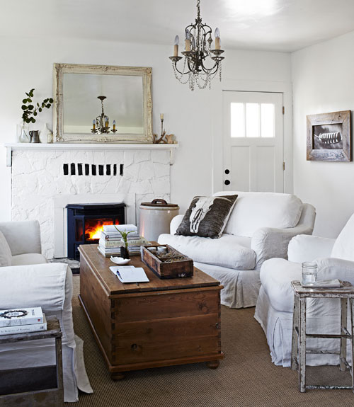 White Lounge Decor Ideas: Interior Design: February 2012
