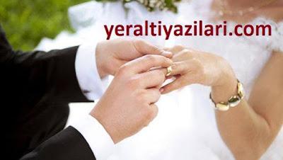 Evlilik Derken?