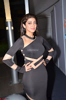 Pranitha Subhash in a skin tight backless brown gown at 64th Jio Filmfare Awards South ~  Exclusive 098.JPG