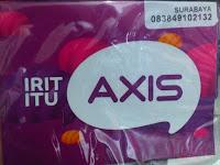 Kartu perdana axis