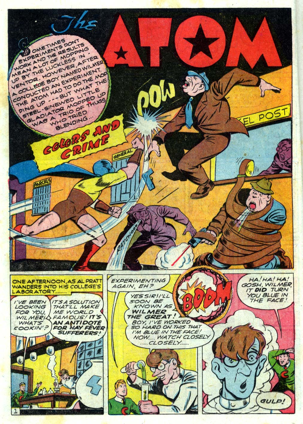 Read online All-American Comics (1939) comic -  Issue #53 - 20