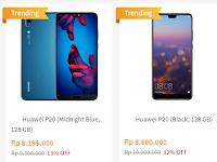 Kekurangan Huawei P20 Yang Tidak Diketahui Banyak Orang