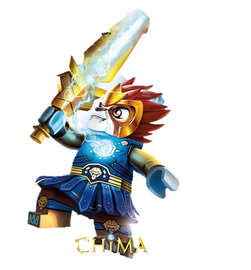 Lego Legends of Chima Encyclopedia: January 2013